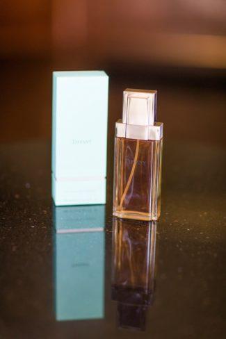 Tiffany perfume and box