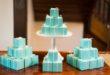 small tiffany blue boxes