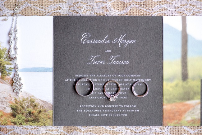 stationery with rings on top