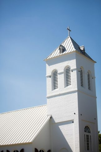 Florida church steeple