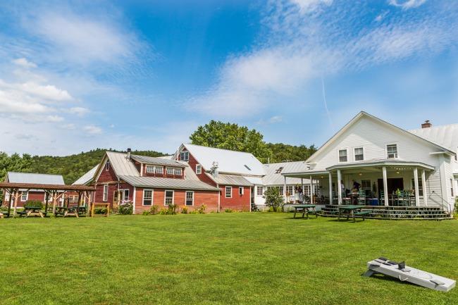 Lareau Farm Inn wedding venue