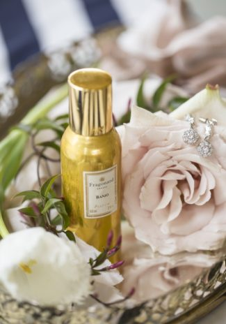 Fragonard gold bottle