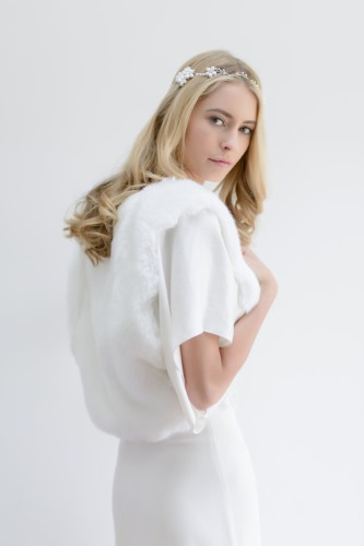 bohemian bridal jacket