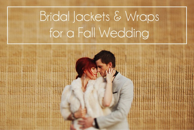 bridal jackets wraps for fall