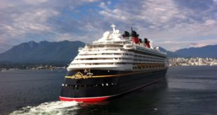 disney cruise leaving Vancouver