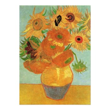 van_gogh_sunflowers_wedding_invitation