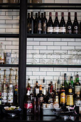 bar at The Admiral Hotel