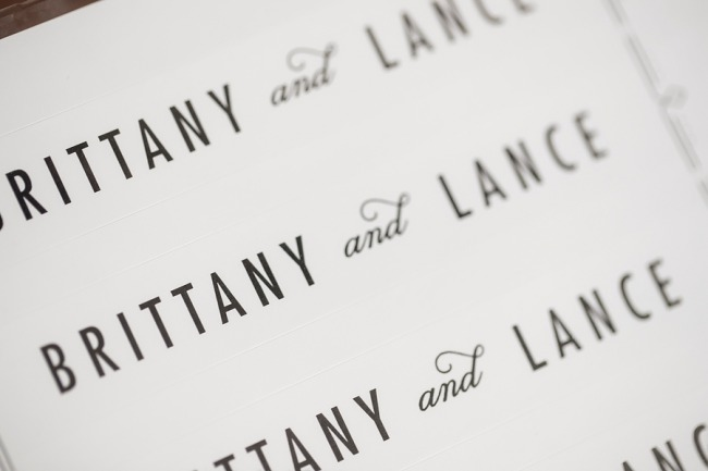 brittany and lance