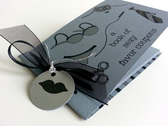 Love Coupon Gift for Husband