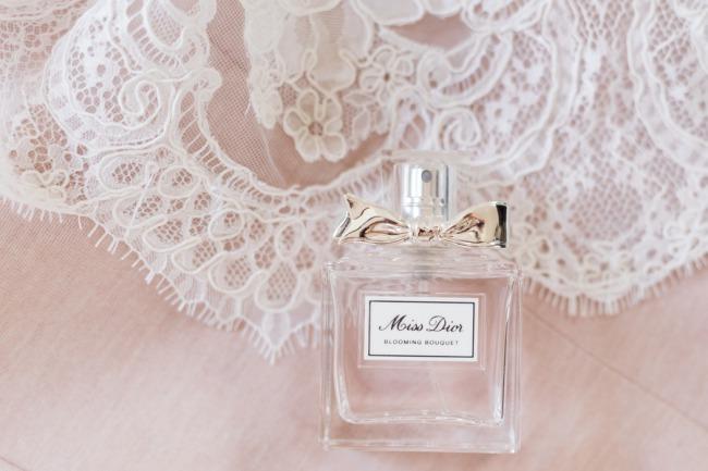 Miss Dior perfume bottle