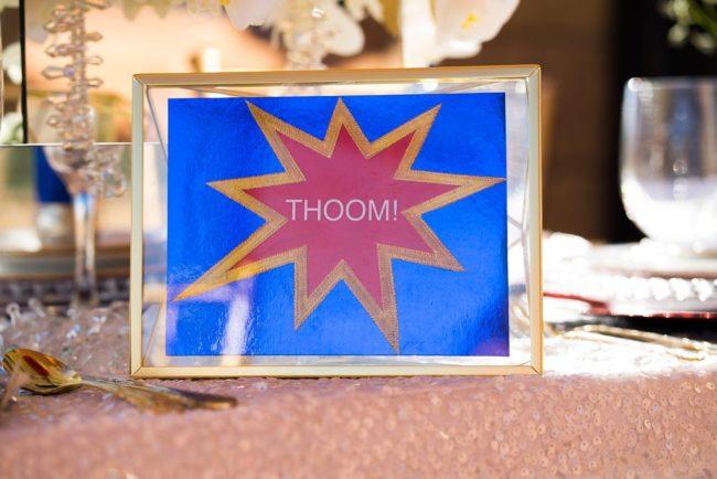 THOOM sign