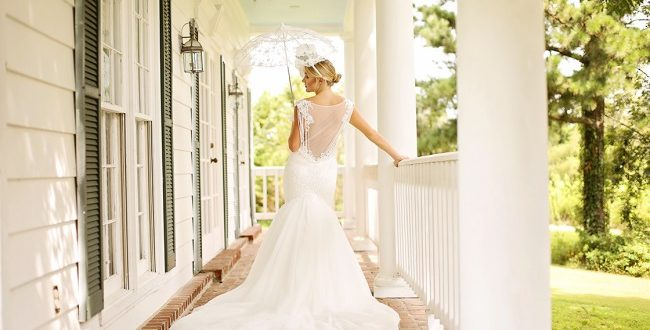 Fanciful Southern Belle Themed Styled Wedding