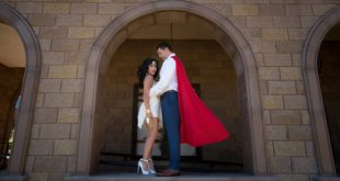 model superman and wonder woman