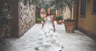 redhead model at Bella Collina