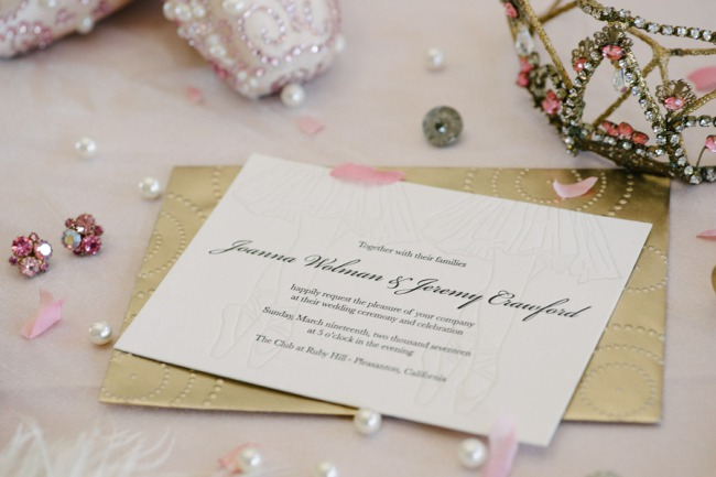 stationery with pearls