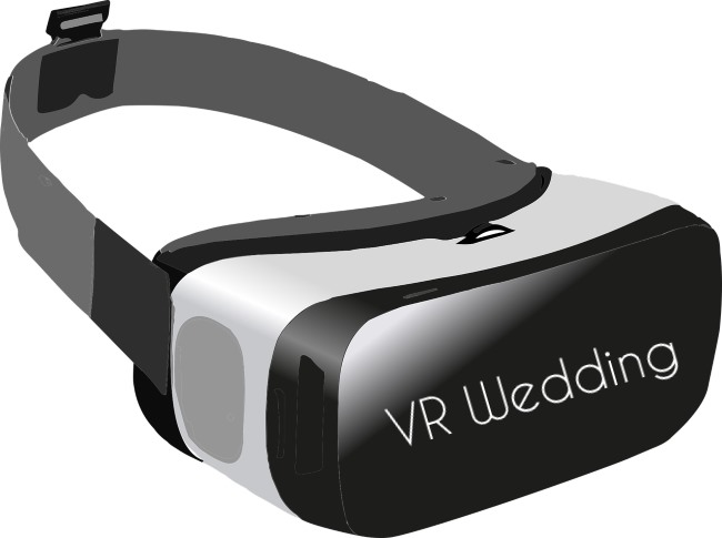 virtual reality wedding