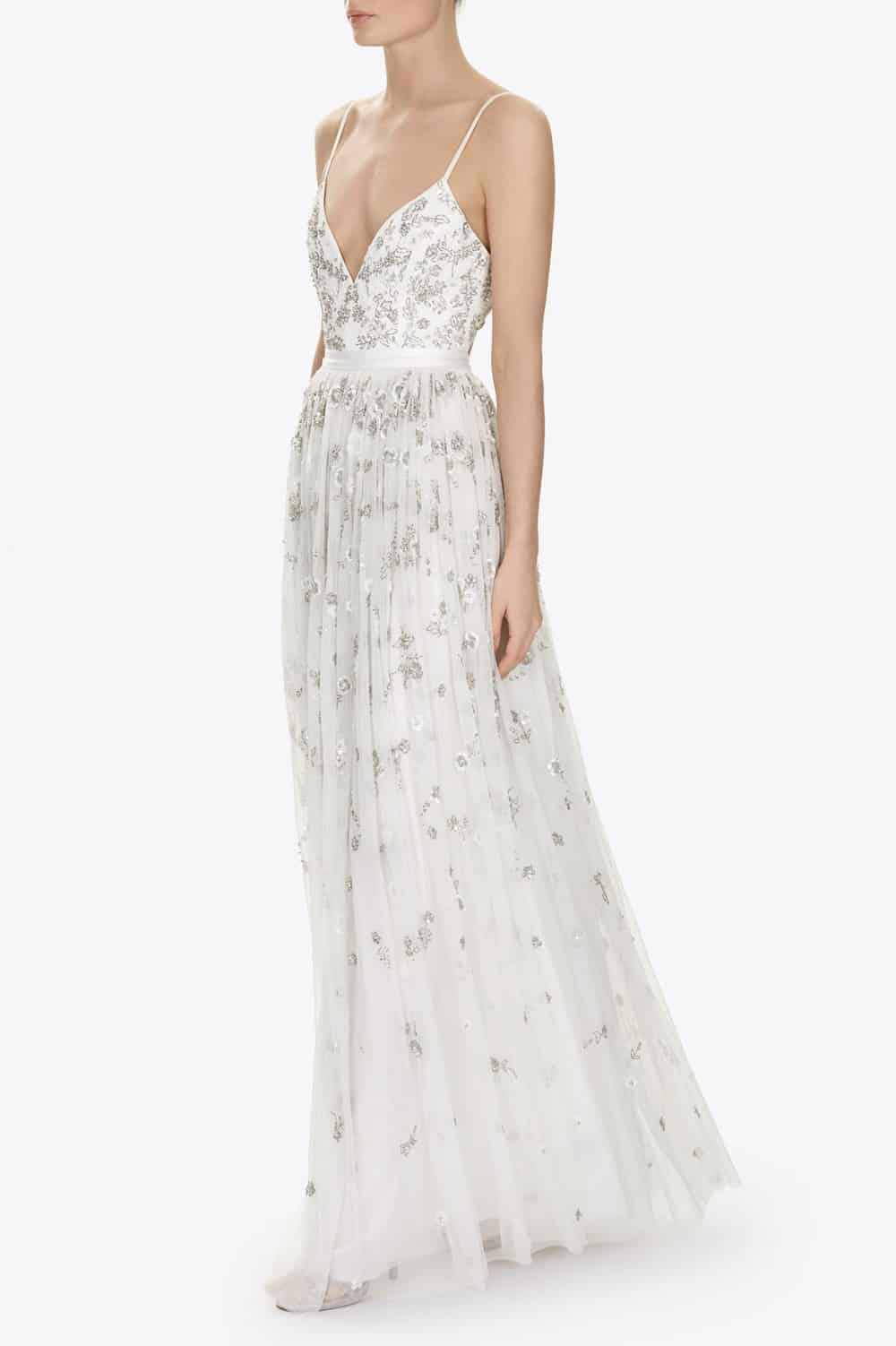 ASTRAL MAXI Wedding DRESS by needle and thread