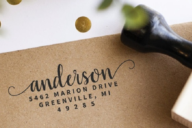 Guide To Personalized Wedding Stamps