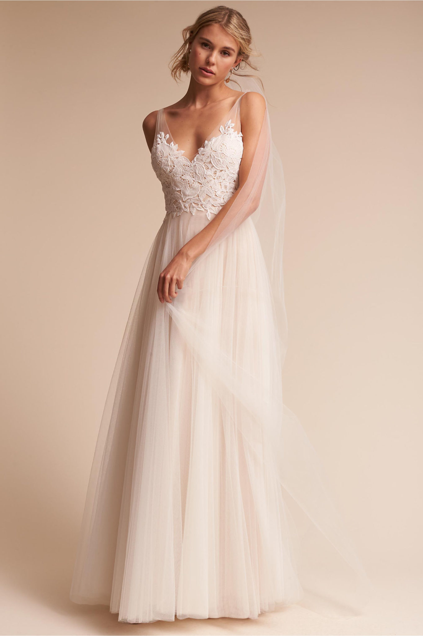 2 BHLDN Wedding Gowns