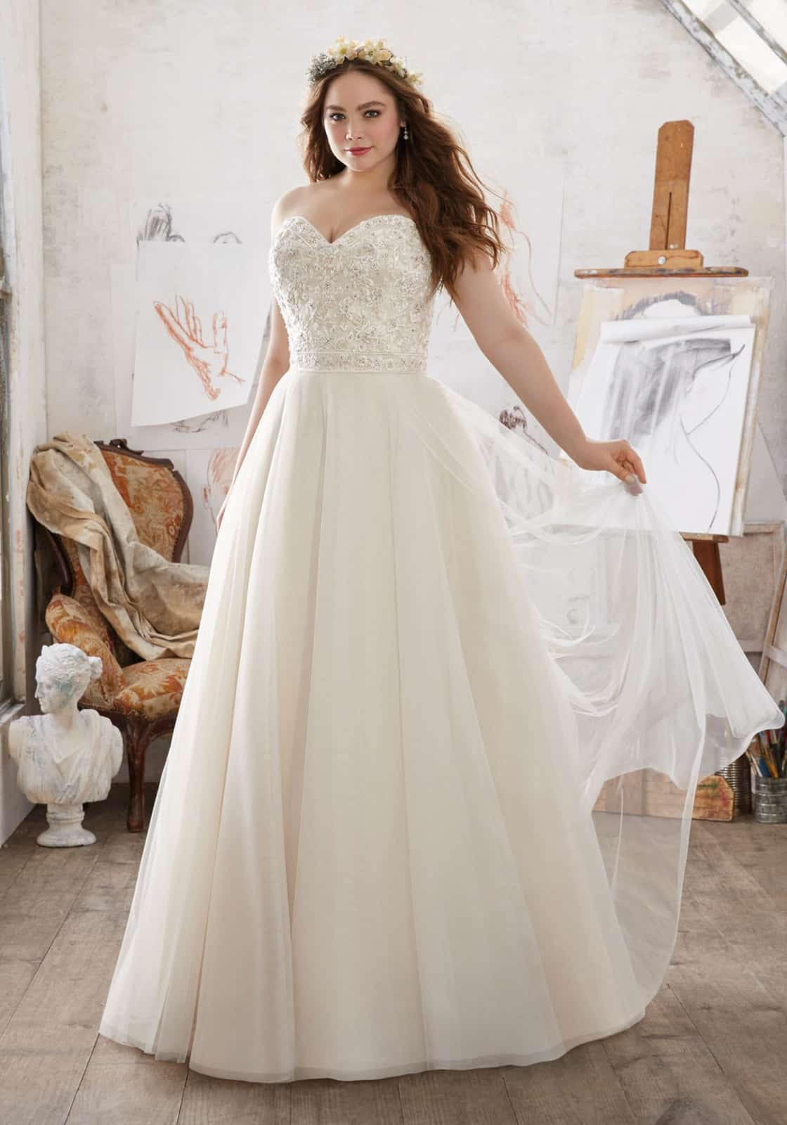 13 best online shops to buy an affordable wedding dress for Wedding dress shops online
