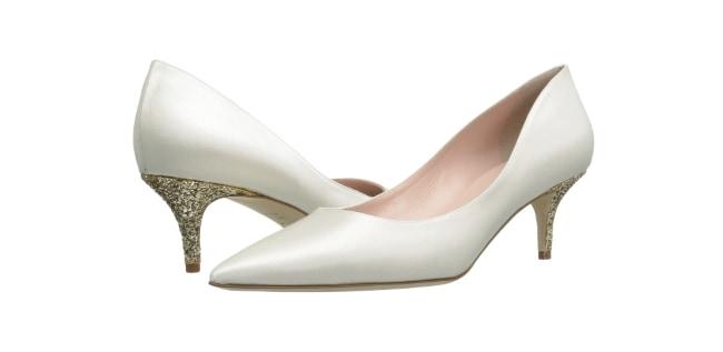 06327e97c8d7 Kate Spade Wedding Shoes  Playful Sophistication