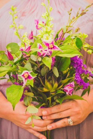 floral bouquet