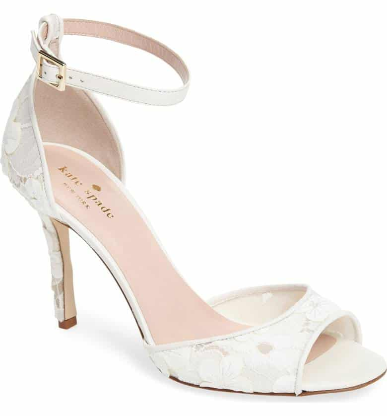 Wedding Shoes With Strap