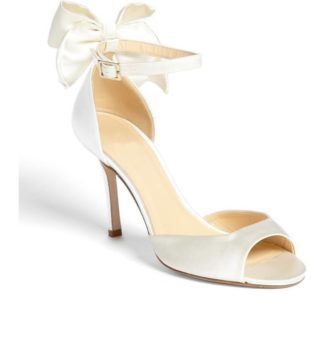 'izzie' sandal kate spade ankle strap sandal with bow
