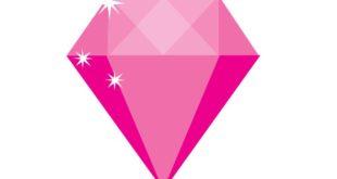 pink gemstone