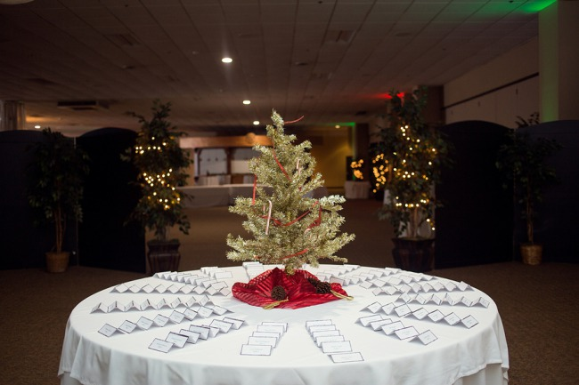Christmas In July Wedding.Red Green Christmas In July Themed Wedding At Chautauqua
