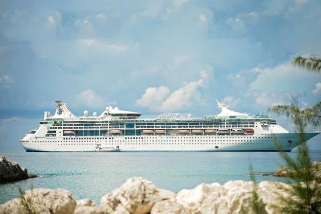 Bahamas Destination Wedding Aboard Enchantment Of The Seas - Enchantment of the seas