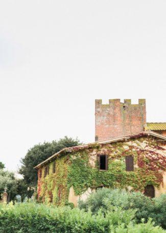 Villa il Pozzo building