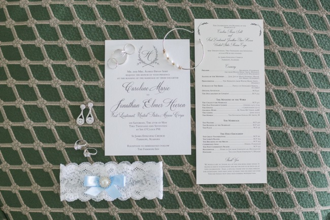 elegant stationery suite with accessories