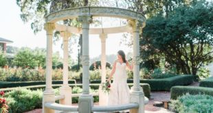 gazebo at Furman University