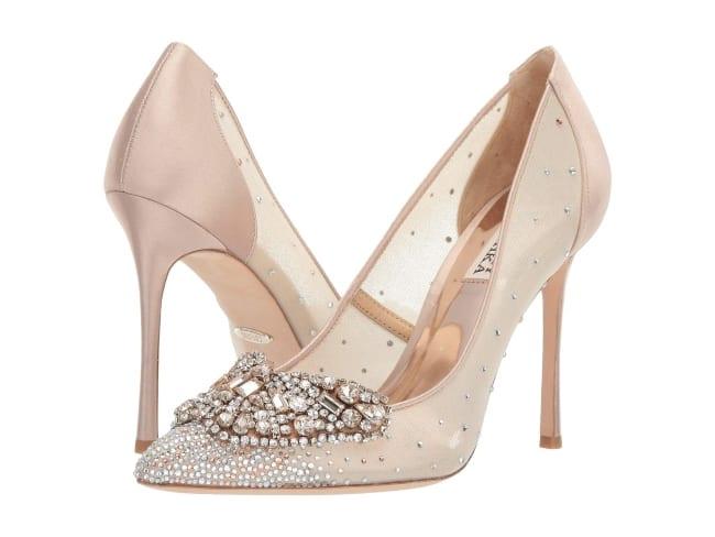Quintana Badgley heel