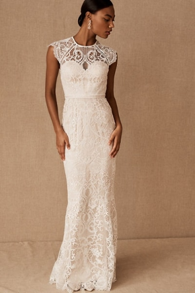 5 Art Deco Wedding Dresses With Gatsby Glamour