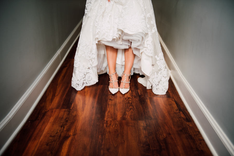Valentino Bridal Shoes: Vows in