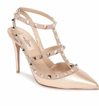 Valentino Bridal Shoes Vows In Rockstud Style