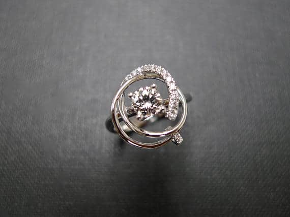 59 unique wedding bands amp engagement rings for women