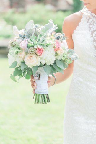 bridal bouqute