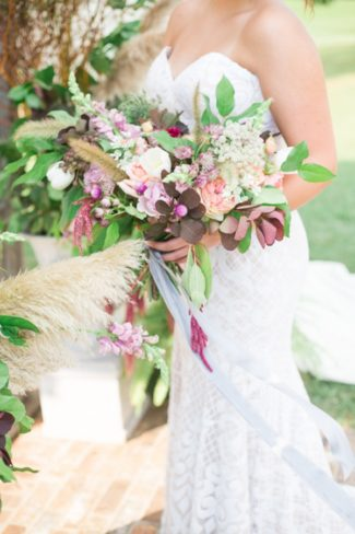styled bouquet