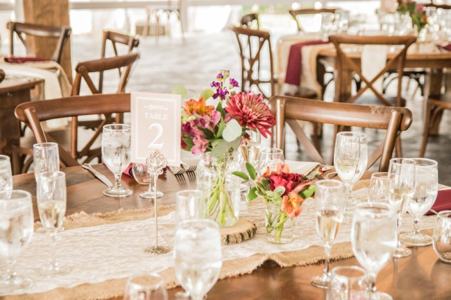 table scape of Ironstone Ranch