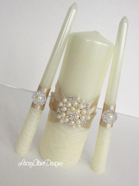 uinty candle set