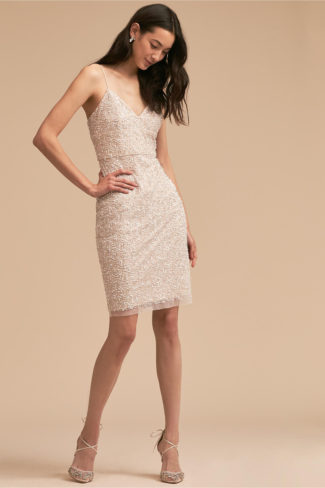 Rehearsal Dinner Katrine Dress By Bhldn