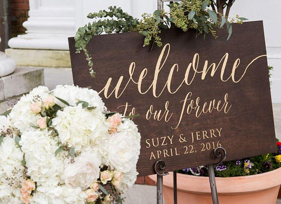 The Ultimate List Of Things To Buy For Your Wedding
