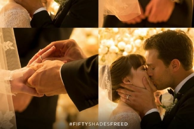 ANASTASIA STEELE'S EXACT WEDDING DAY MAKE UP – GET THE LOOK