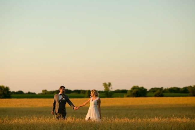 Redeemed Farm Wedding