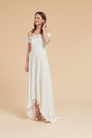 21 Best Online Shops To Buy An Affordable Wedding Dress