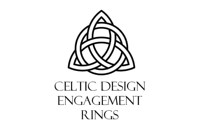 celtic engagement ring featured