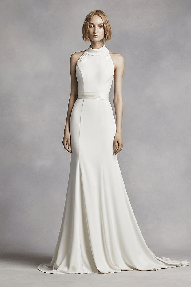 High Neck Wedding Dresses A Trend We Love In 2018